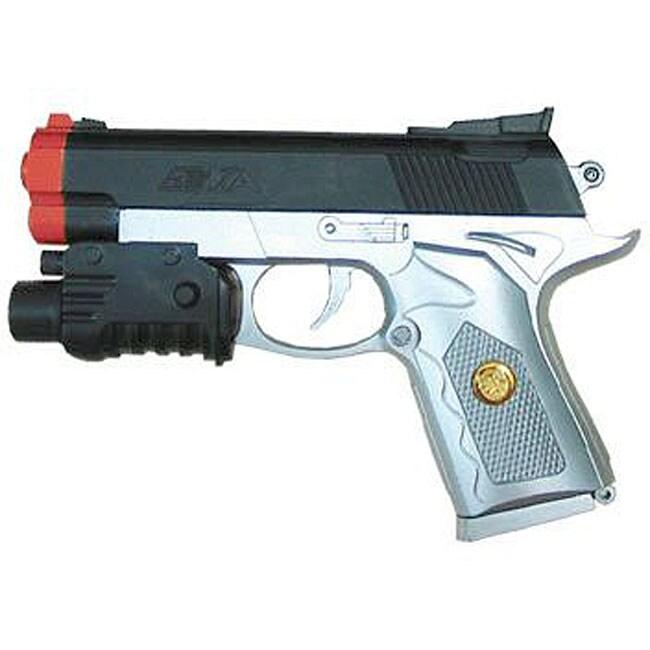 Lethal Weapon 150 Red Dot Laser Spring Airsoft Gun