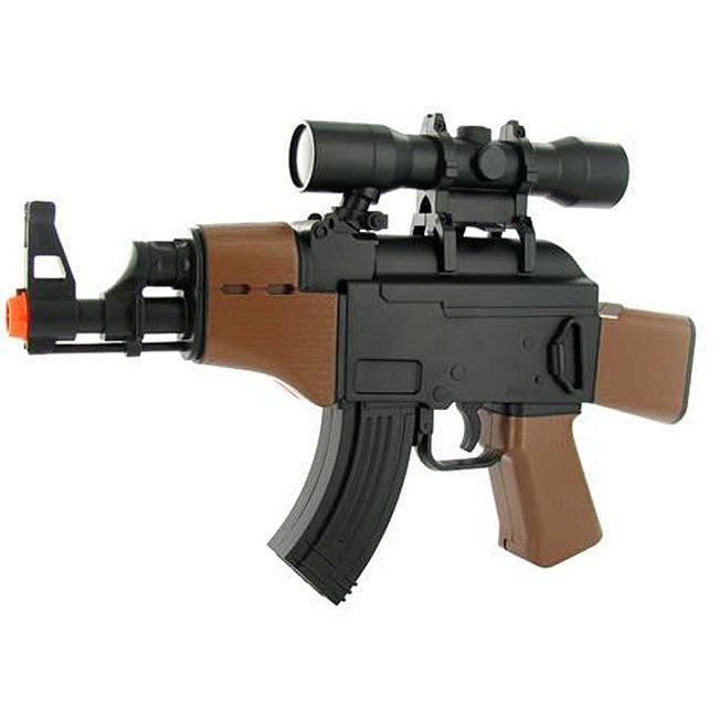 Mini Electric AK47 FPS-150 Airsoft Gun
