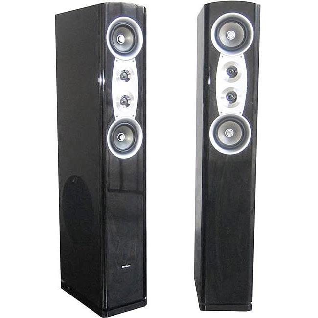 Sdat Mixsonic Floor Standing Speaker Free Shipping Today Overstock