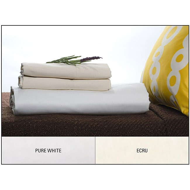 Rayon from Bamboo Twin-size Sheet Set