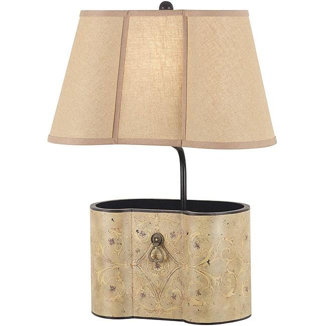 Echelon 27-inch Table Lamp