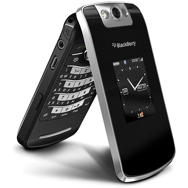 Blackberry 8220 Black Unlocked GSM Cell Phone (Refurbished)
