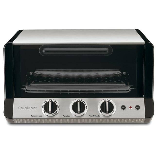 Cuisinart TOB-50 Classic Toaster Oven Broiler (Refurbished)