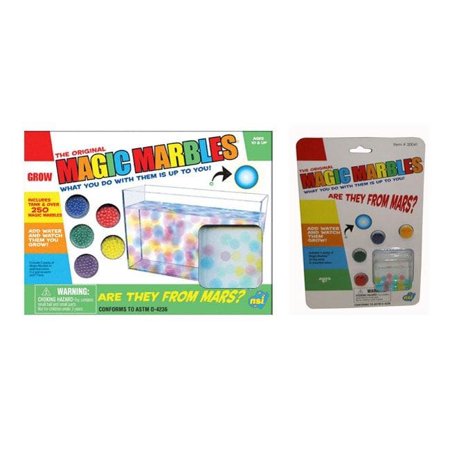 The Original Magic Marbles Bonus Pack