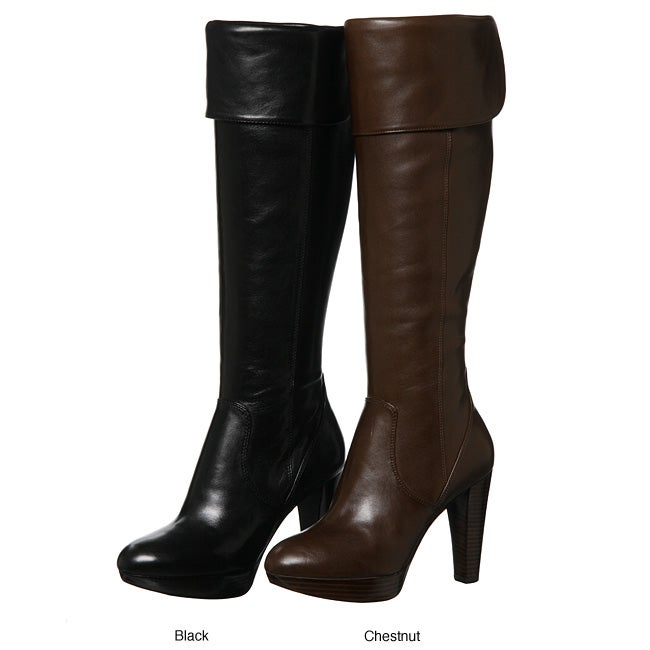 8a466a7578b Shop Via Spiga Women s  Nevin  Over-the-knee Boots - Free Shipping Today -  Overstock - 4491214