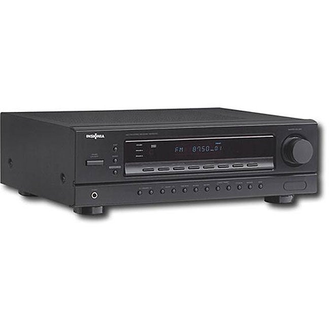 Insignia NS-R2000 200W 2-channel Stereo Receiver (Refurbished)