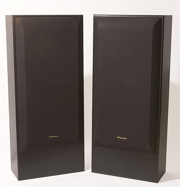 Pair of Pioneer Tower Speakers - CS-T2100-K