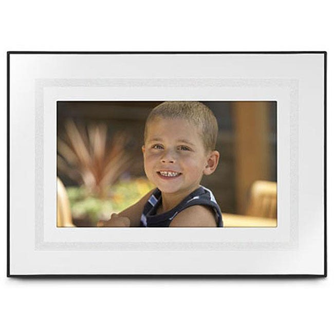 kodak easyshare p720 digital photo frame with home decor kit refurbished