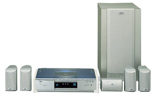 JVC TH-A9 DVD Home Theater System