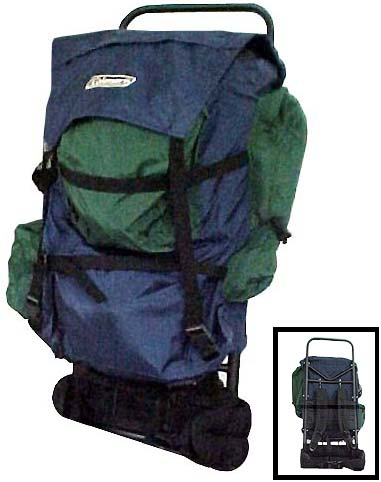 Shop Coleman \'Engager\' External Frame Backpack - Free Shipping Today ...