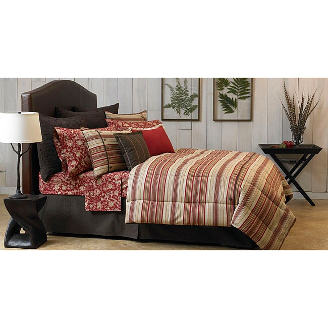 Columbia Tacoma 4-piece Comforter Set
