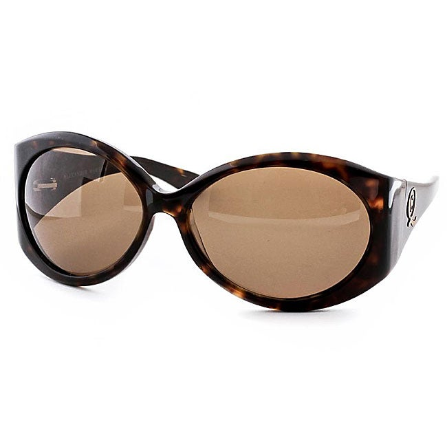 A. McQueen Women's 4070/S Dark Havana Sunglasses