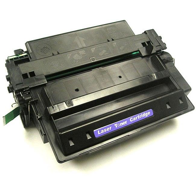 HP 11X (Q6511X) High Yield Premium Compatible Laser Toner Cartridge-Black