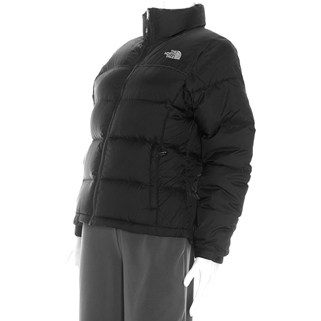 6e5806054 The North Face Women's Nuptse Black Jacket