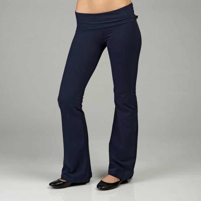 Le Donne Women's Tattoo Back Yoga Pants