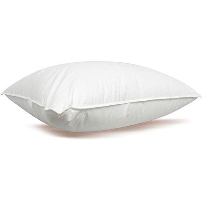 Shop Down Feather And Foam Support Bed Pillow Free