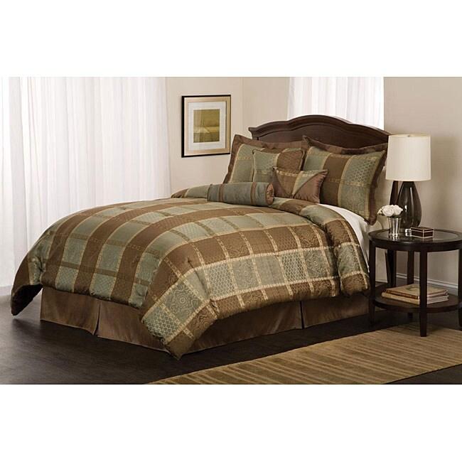 Luciano 7-piece Comforter Set
