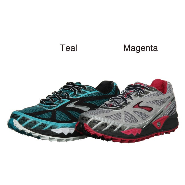 f3fc45c40a5 Shop Brooks Women s  Cascadia 4  Running Shoes - Free Shipping Today -  Overstock - 4589202