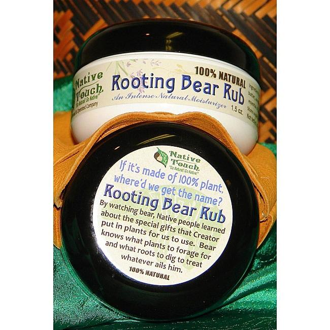 Rooting Bear Rub