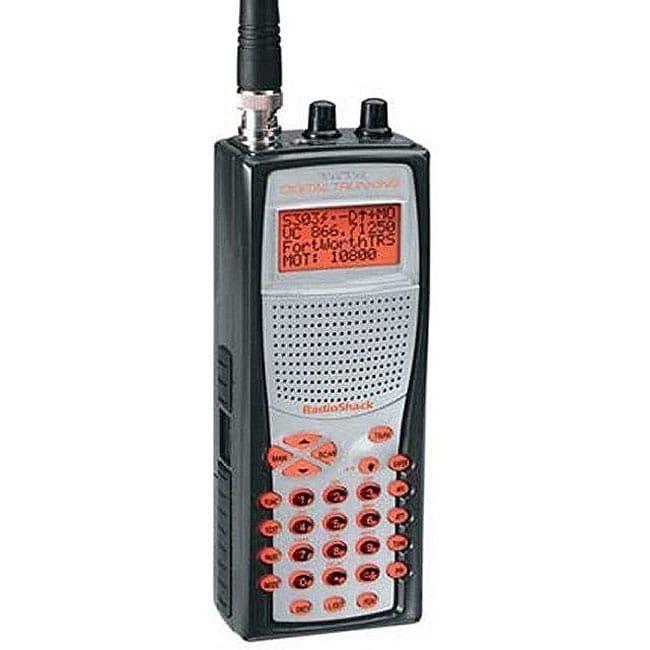 PRO-96 5500-channel Digital Handheld Scanner (Refurbished)