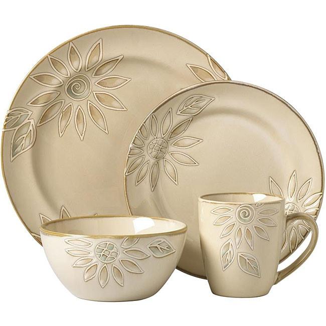 pfaltzgraff everyday u0027daisy chainu0027 16piece dinnerware set - Pfaltzgraff Patterns