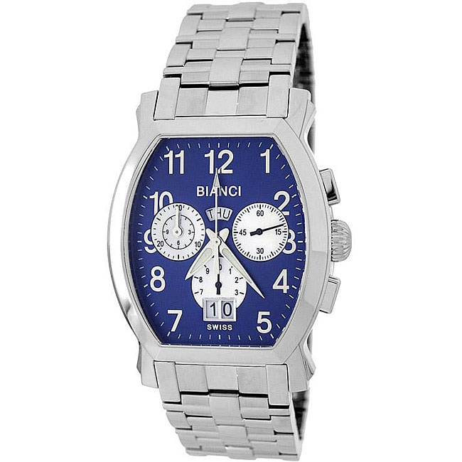 Roberto Bianci Men's 'Eleganza' Steel Watch