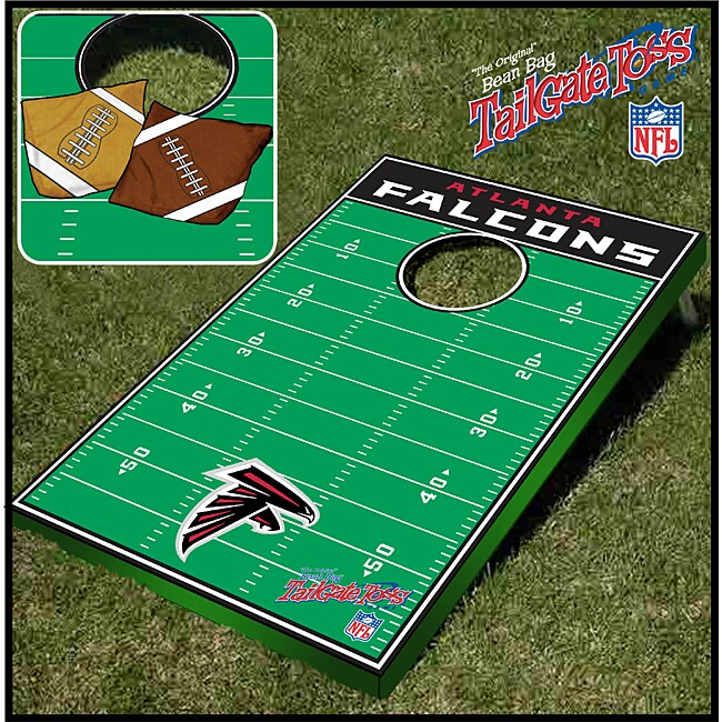 Officially Licensed NFL Atlanta Falcons Tailgate Toss Game