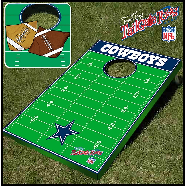 Officially Licensed NFL Dallas Cowboys Tailgate Toss Game