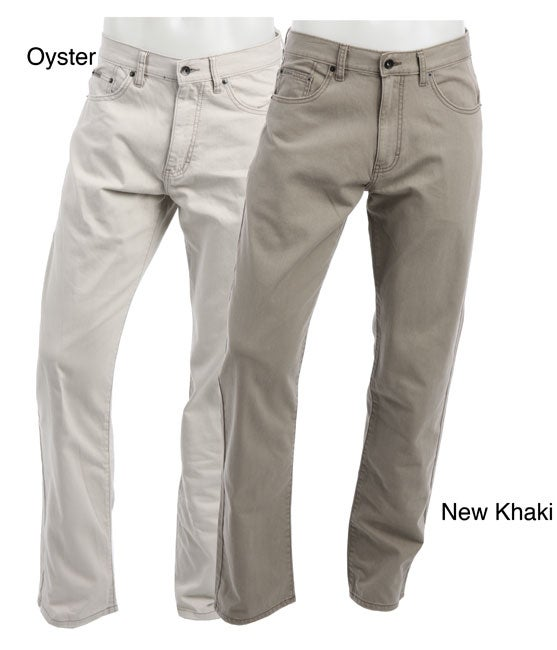 Calvin Klein Jeans Men's Twill Pants - Free Shipping On Orders ...