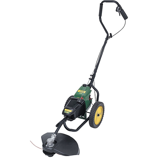 Poulan Wt3100 Wheeled Gas Weed Eater Refurbished Free