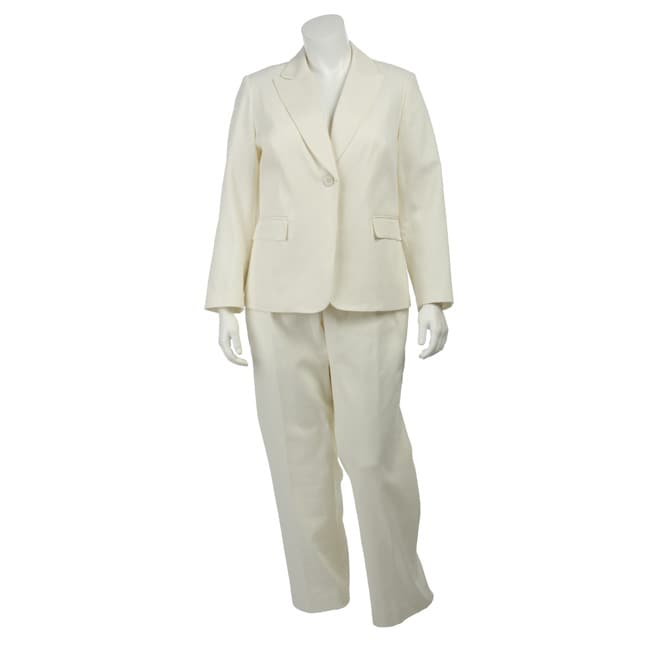 Womens cream colored pants suit – Your Denim Jeans Blog