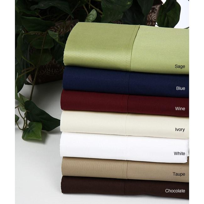 Ashford Lane Cotton 400 Thread Count Sheet Set