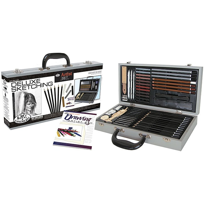 Deluxe Sketching Artist Kit