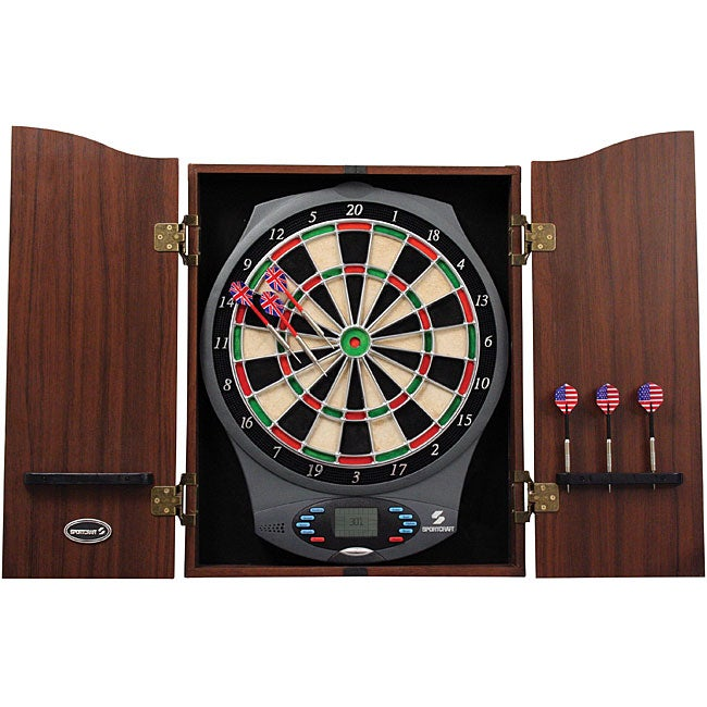 Shop Sportcraft Centaur Bristronic Dart Board