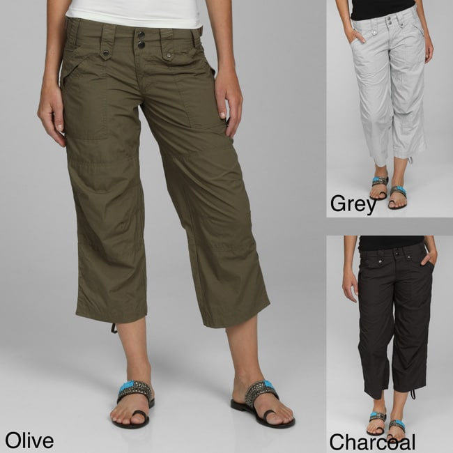 Original Calvin Klein Cargo Pants In Green  Lyst