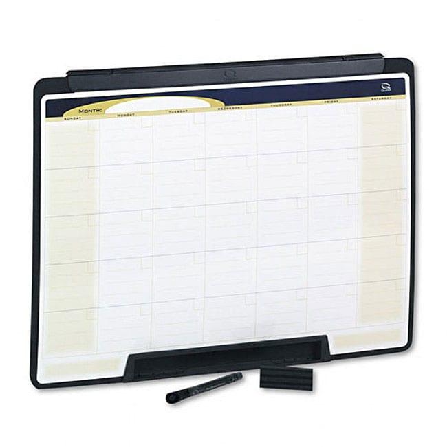 Quartet Motion Dry Erase Calendar Board (18 x 24- inches)