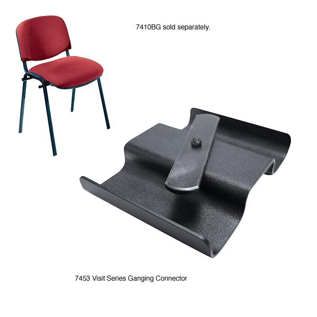 Safco Visit Black Ganging Connector