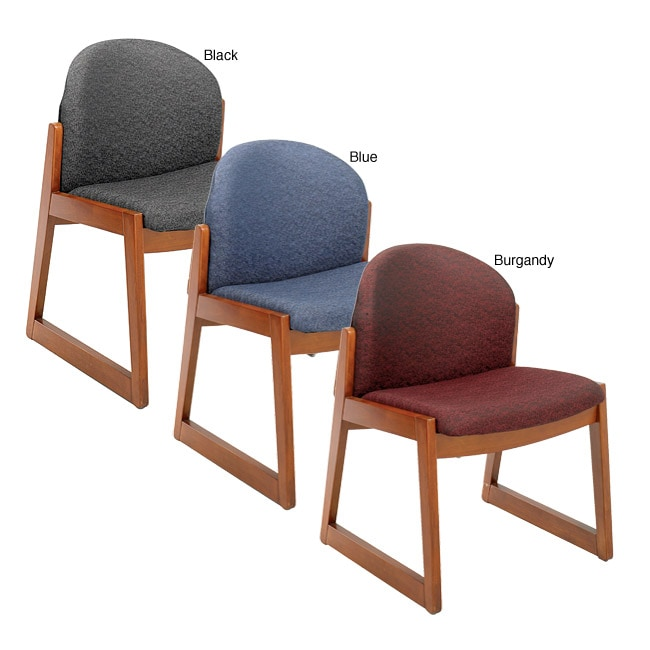 Safco Urbane Armless Visitor Chair