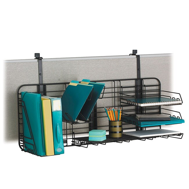 Safco Compact Grid Works Desk Organizer