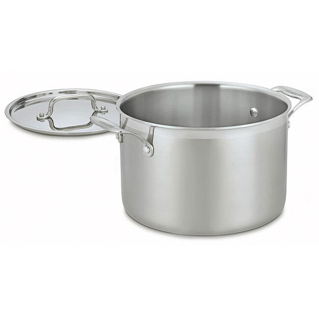 Cuisinart MCP66-24 Multiclad Pro Stainless Steel 8-quart Stockpot