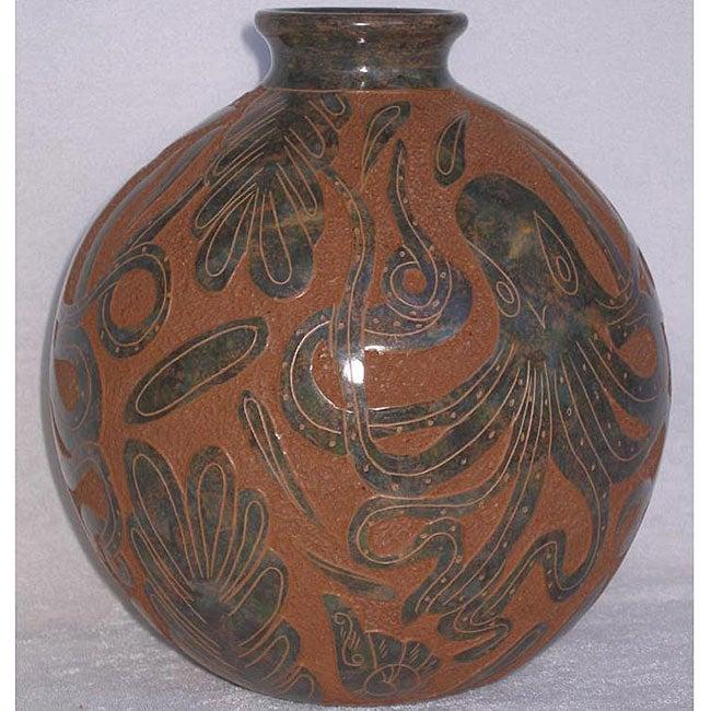 Shop Handmade Octopus Vase Nicaragua Free Shipping On Orders