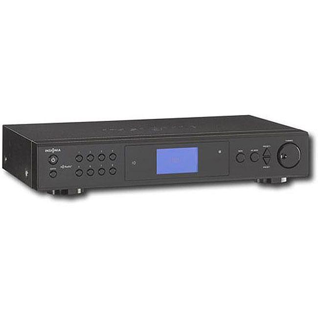 Insignia NS-HDTUNE HD Radio Stand-alone Tuner (Refurbished)