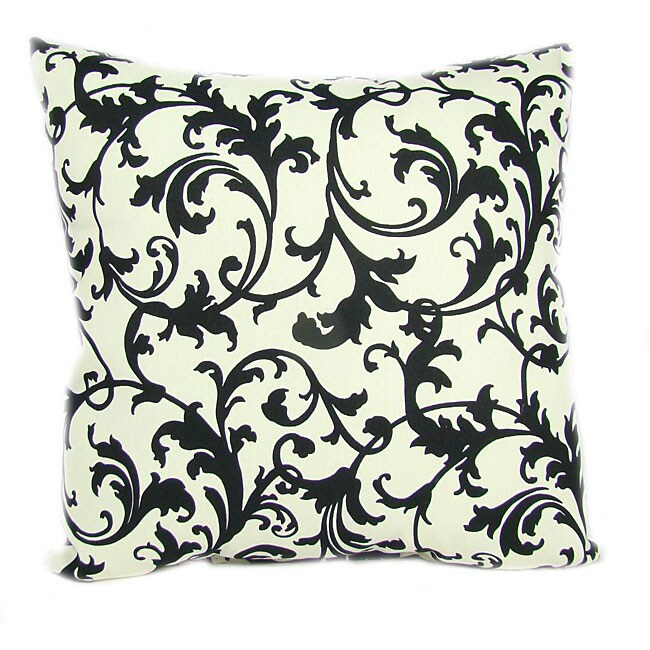 Shop Decorative Arcadia Scroll Outdoor Pillows Set Of 2