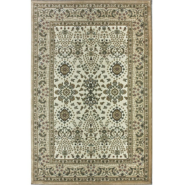 Shop Nuloom Orion Empress Oriental Persian Green Rug 7 10