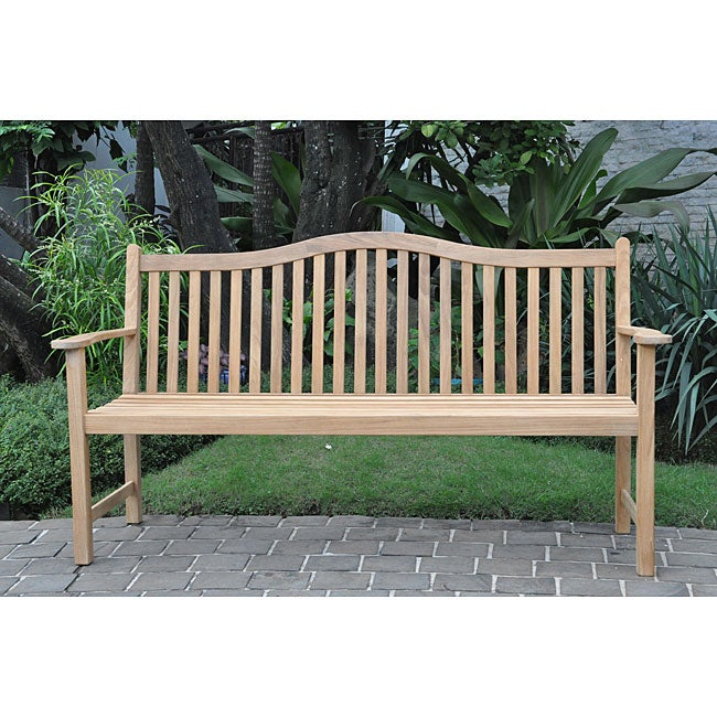 Cottage Teak 5-foot Bench