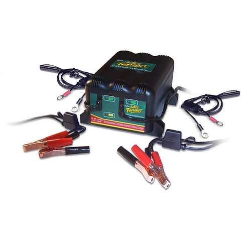 Battery Tender 022-0165-DL-Wh 12V 2-bank Battery Management System