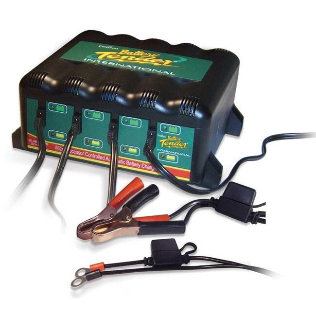 Battery Tender 022-0148-DL-WH 12V 4-bank Battery Management System