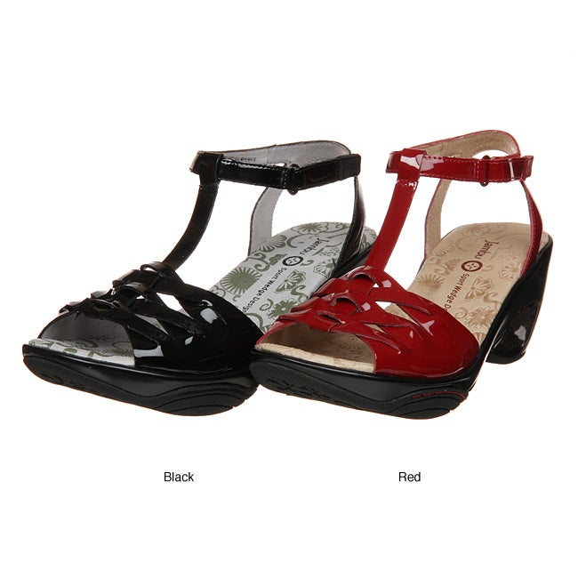 Jambu Women's 'Camden' Wedge Sandals