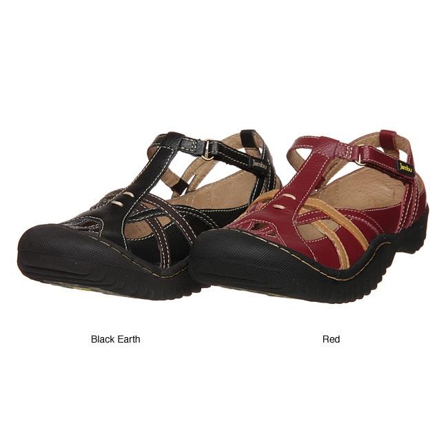 Jambu Women's 'Dune' Athletic-inspired Sandals