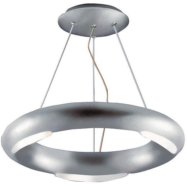 Angelo 3-light Semi-flush Pendant
